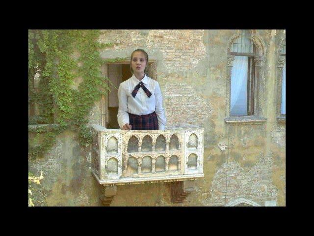 Изображение предпросмотра прочтения – ПолинаДернова читает произведение «Сонет № 118. Для аппетита пряностью приправы…» У.Шекспира