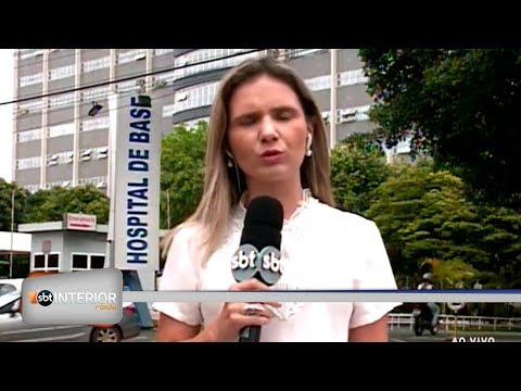 Homem morre ao sofrer queda dentro do Hospital de Base de Rio Preto