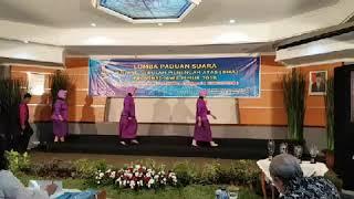 Untukmu Guru Paduan Suara SMAN 13 Surabaya