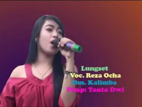 Lungset - Rezha Ocha - Kalimba Musik Live Lapangan Senet