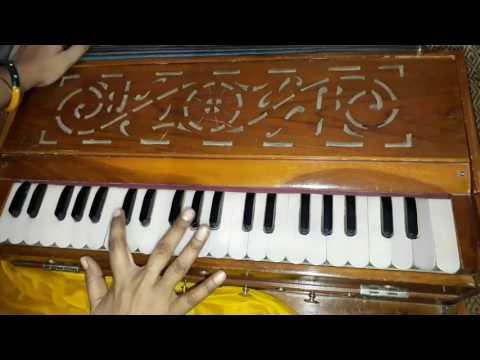 Rashtra Geet-Vande Mataram On Harmonium#राष्ट्र गीत-वंदे मातरम