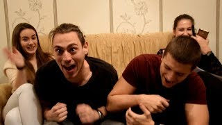 (Vlog155) ДВОЙКА VS ДВОЙКА КОЙ ПОЗНАВА П...