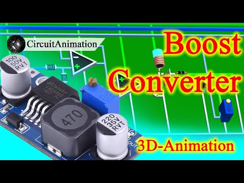 How does Boost and Buck - Boost Converter work?   DC-DC Converter - 2