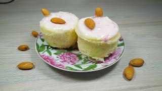 ✅Нежный КОКОСОВЫЙ КЕКС за 3 минуты/ быстрый десерт