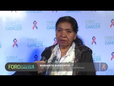 Entrevista a Margarita Barrientos, líder social y fundadora del comedor Los Piletones.