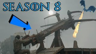 The Most Important Weapon Hiding In Plain Sight! (Game of Thrones) Season 8