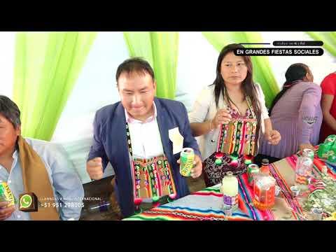 Fest. Stma Cruz de la escalera de Chapiquilta  Alf. Javier y Alejandra 03.05.2018 DHAPStv Studios