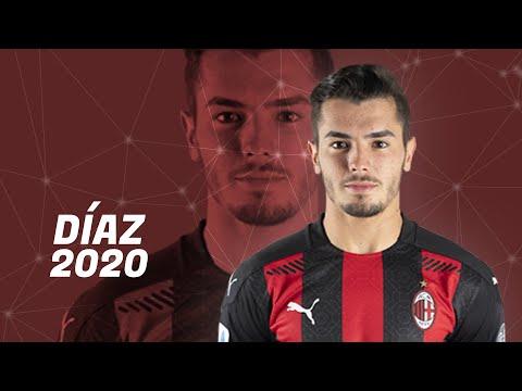 Brahim Díaz - Dribbling Skills, Passes & Best Actions - 2020