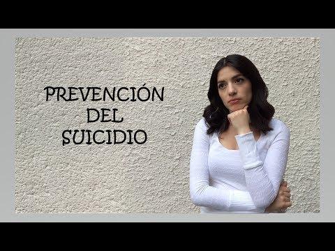¿Es Posible Prevenir El Suicidio?