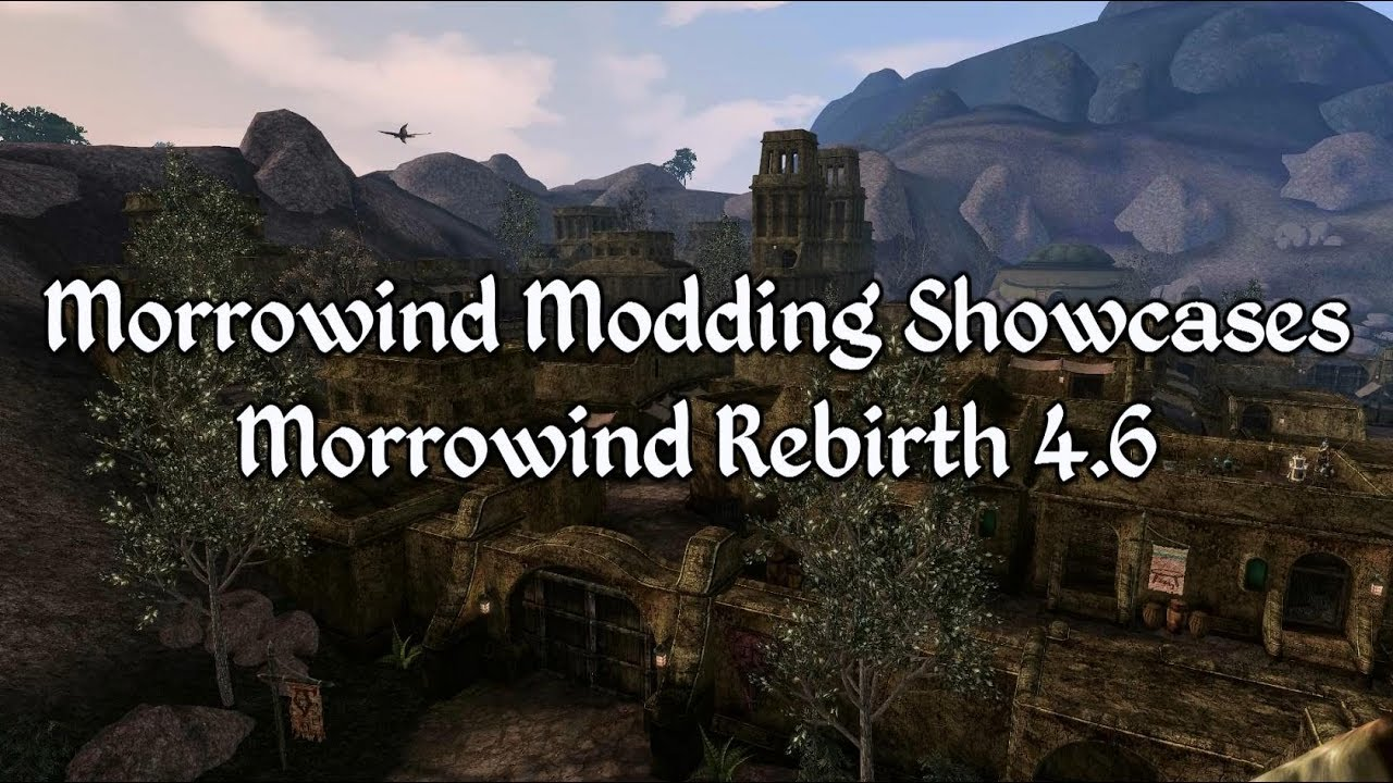 Morrowind Rebirth 4 7 Released | GameWatcher