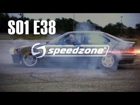 Speedzone S01EP38: Öt hengerrel a föld alá