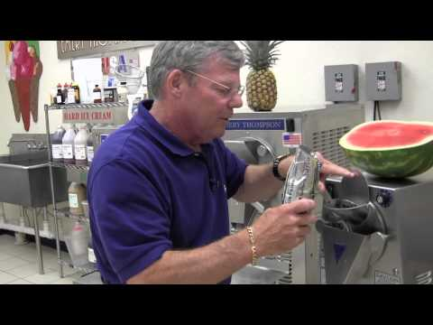 How To Make Fresh! Watermelon Sorbet