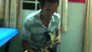Sầu Tím Thiệp Hồng-Guitar Solo A.Dũng Tô Hiệu.Q.TP