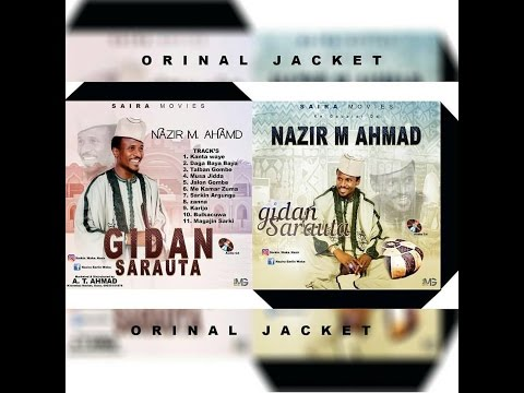 Jalon Gombe Official Audio HQ By Nazir M Ahmed (Sarkin Waka)