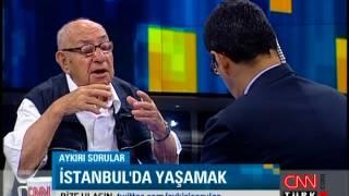 Aydın Boysan, Enver Ayseverin sorularını yanıtladı   Aykırı Sorular 17 07 2012
