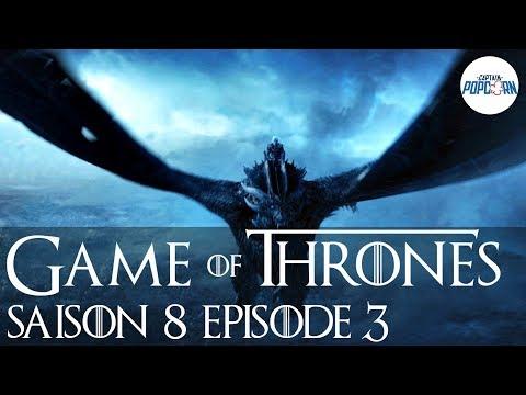 Game Of Thrones Saison 8 épisode 3 : Théories Et Prédictions