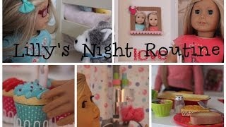 Agsm ❤️ A Dollie Night Routine