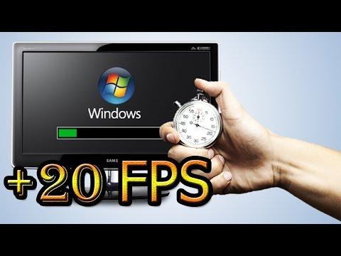 Как ускорить компьютер [PC]  и повысить FPS в играх