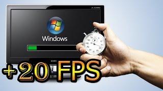 Как ускорить компьютер [PC]  и повысить FPS в играх(, 2015-07-12T09:30:01.000Z)