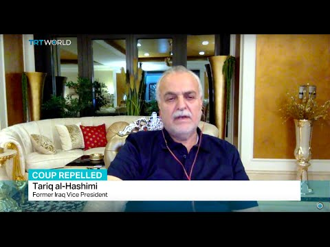 Interview with Former Iraq Vice President Tariq al-Hashimi on failed coup attempt