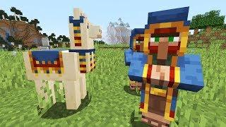 НОВЫЕ ЖИТЕЛИ ТОРГОВЦЫ! Minecraft 1.14 Snapshot 19w05a