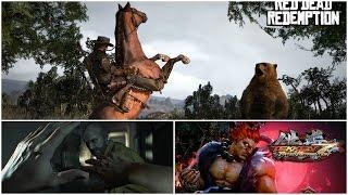 Когда выйдет Red Dead Redemption 2, Новые подробности Resident Evil 7 | Игровые новости