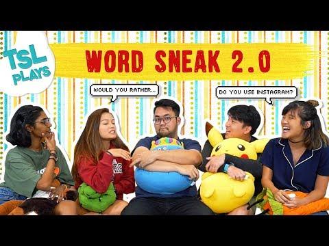 TSL Plays: Word Sneak 2.0