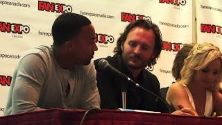 Michael Xavier Talks About His Character in Bitten