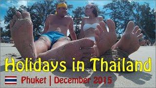 Путешествие в Тайланд.Пхукет (декабрь 2015)(Небольшая видеозарисовка отдыха в Тайланде. Море, солнце, белоснежные песчаные пляжи с лазурными водами,..., 2016-01-25T20:12:08.000Z)