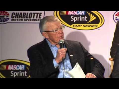 Joe Gibbs Racing Media Tour Conference