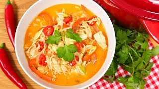 Chicken Noodle Soup | #Homemade