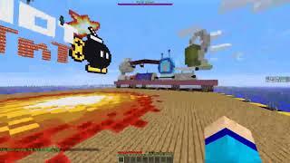 Minecraft Zabawa na Różnych Serverach :D