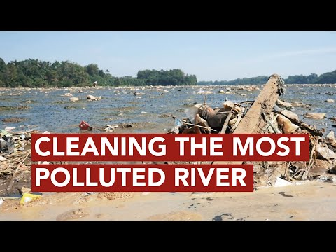 The World's Dirtiest River is Getting Cleaned Up