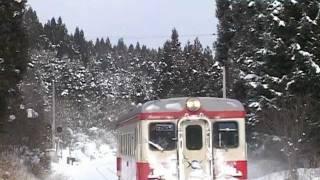 下北交通 陸奥関根-樺山 キハ85