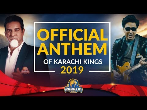 Karachi Kings Anthem [2019] #DeDhanaDhan #KingsRoar 📣📣 thumbnail