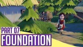 Foundation   LUMBERING AROUND (#7)