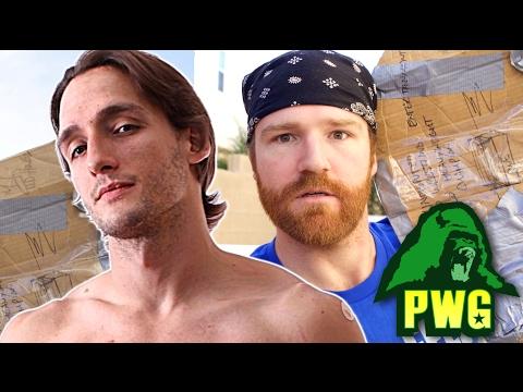 JACK EVANS Interview at Pro Wrestling Guerilla