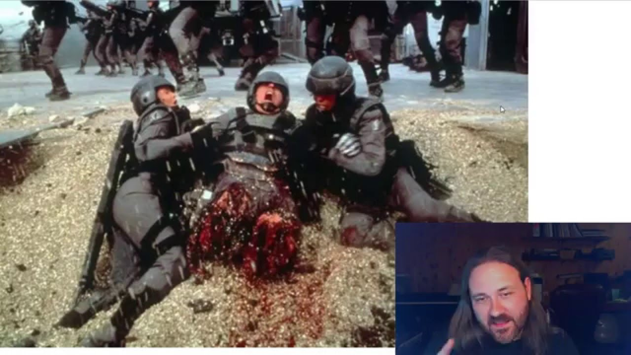 a review of the movie starship troopers by paul verhoeven 2018-1-8  starship troopers traitor of mars review: 20 years after paul verhoeven's 90s classic, comes its animated sequel.