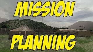 Arma 2 Mso - Mission Planning