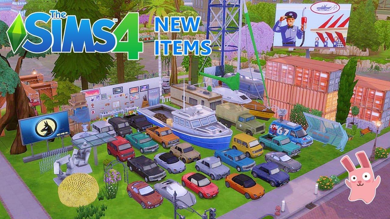 The Sims 4   วิธีปลดล็อคไอเทมของเสริมกว่า 1000 รายการ [DEBUG ** ดีบัค]