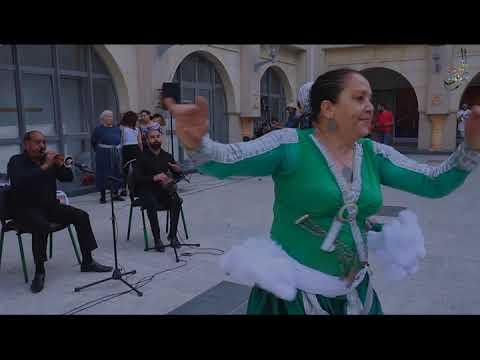La grande leçon de danse tunisienne et le bal ouvert