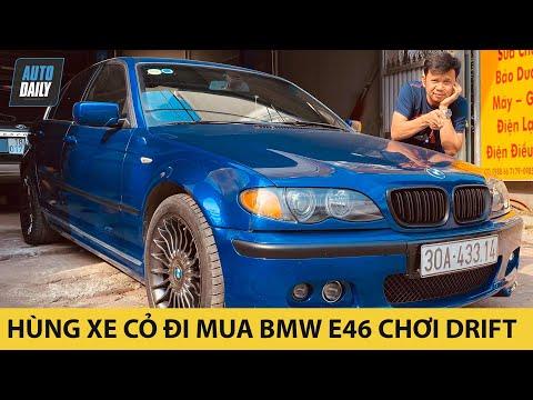 """Hùng Xe cỏ đi mua BMW E46 """"ĐỒNG NÁT"""" về chơi drift cùng Vinh Redline"""