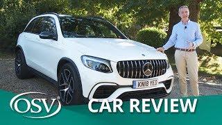 Mercedes AMG GLC 63 2018 Car Review