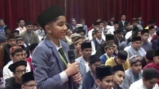 Le calife réponds aux enfants - Gulshan-e-Waqfe Nau Atfal  : 09 Fev 2020
