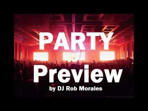 DJ Rob Morales - Zumba Party Mix