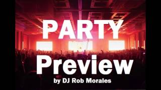DJ Rob Morales - Zumba Party Mix