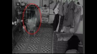 Kinh hoàng khi camera quay được ma trong phòng ngủ - The camera can record ghosts in the bedroom