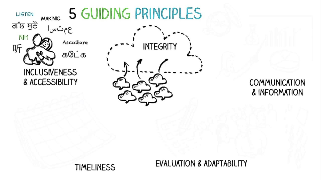 principles of community engagement