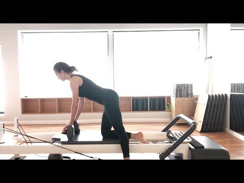 Pilates Reformer: Full Body Athletic Class