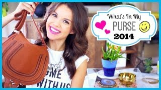 What's In My Purse?! 2014 Thumbnail